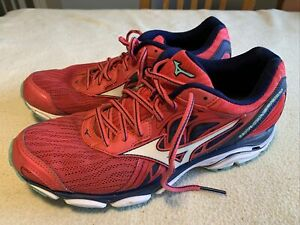Women's Mizuno Wave Inspire 14 Running Fitness Trainers Size Uk7