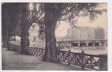 CPA 77100 MEAUX Promenade des Trinitaires les Moulins de l'Echelle ca1907