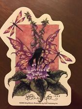 "AMY BROWN FAIRY STICKER-29 4""x5"""