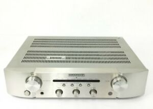 marantz PM6005 DAC Integrated Preamplifier AC100V w/cable RC Tested Working