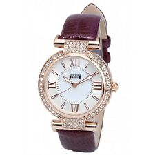 Newyork Army Rhinestone Watch for Women - Purple COD Paypal