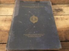 Engineering Materials United States Naval Academy, Vintage Hardcover Book