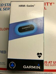 Garmin Heart Rate Monitor HRM/Swim Blue