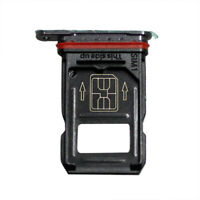 Fr Oneplus 7 Pro Dual SIM Card Tray Micro Holder Slot Adapter Black Replace SK01