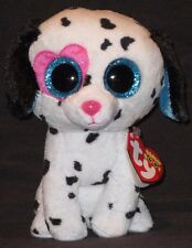 "Ty Beanie Boos - Chloe the 6"" Dalmatian - Justice Exclusive - Mint Tags"