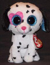 Ty Beanie Boos Chloe Dalmation Puppy Dog Justice 2013