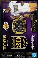 Kobe Bryant Los Angeles Lakers Basketball Trading Cards