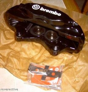 Land Rover OEM Range Rover Sport Supercharged 2006-2009 Right Brembo Caliper