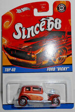 Hot Wheels Since '68 Top 40 Series FORD VICKY