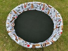 Ships Free! Medium Size Kiddie Pool Cover for Whelping and Raising Puppies