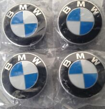 *NEU* 4 BMW Nabendeckel 68mm Nabenkappen Deckel Felgendeckel Kappen 6783536-03