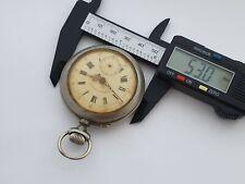 Postala patent depose pocket watch