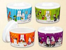 Moomin  Small Bowl Set of 4 Sold at KFC Japan LTD VERY RARE NEW