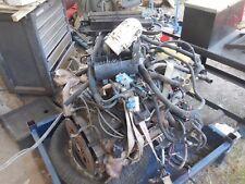2000 97k VORTEC 4.3 V6 MOTOR ENGINE 4L60E AUTOMATIC TRANS CHEVY S10 TRUCK