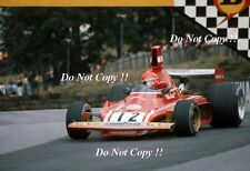 Niki Lauda Ferrari 312 B3 British Grand Prix 1974 Photograph 3