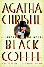 Hercule Poirot Mystery: Black Coffee by Agatha Christie (1998, Hardcover,...