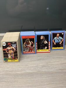 WWE Heritage 2017 Complete Mini Master Set Topps Trading Cards All Subsets