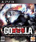 Used PS3 Godzilla SONY PLAYSTATION 3 JAPAN JAPANESE IMPORT
