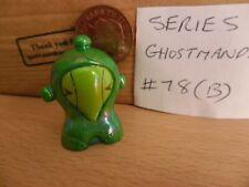 #78 Rare Ghostmander Laser Green Gogos' Crazy Bones Single Figure Series3