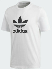 Adidas Trefoil T-Shirt - White - Sale