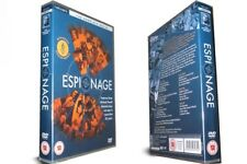 ESPIONAGE the complete series. 6 disc box set. New sealed DVD.