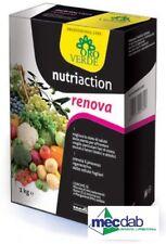 concime nutrizione  piante - RENOVA - ORO VERDE