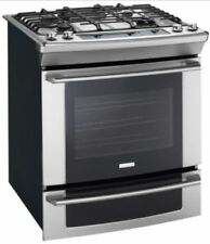 """Electrolux 30"""" Ew30Gs75Ks 30"""" Gas Range Wave Touch Stainless Steel"""