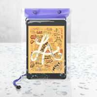 "Gard® Universal Waterproof Pouch Case for Apple iPad mini, Samsung 8"" Tablet"