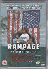 Rampage - DVD - New + Sealed