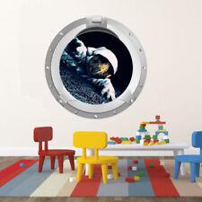 Décorations murales et stickers pour la chambre à coucher 3D