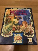 💾 Commodore/Amiga  The Secret Of Monkey Island A Kixx XL Game tested & working