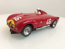 MMK1-Alfa Romeo 6 C 3000 cm Spider (1953) - Rojo #46 - 1:32 - Slot Car - * Raro *