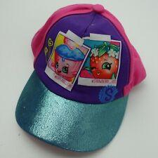 Shopkins Girls Ball Cap Hat Adjustable Baseball