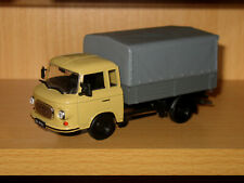 IXO IST 1:43 BARKAS B1000 HP (1976) Old Germany Van ( UNIQUE Rare model ) NEW