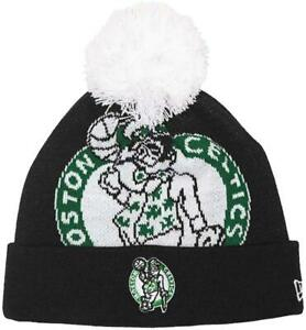 New Era Biggie Woven Boston Celtics Knit - ONE SIZE FITS ALL