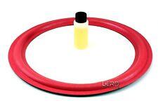 """CERWIN VEGA AT12 12"""" Woofer Foam Edge Replacement Repair Kit"""