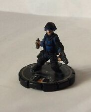HeroClix CRITICAL MASS #204  ROGER FALCONE  LE GOLD RING MARVEL