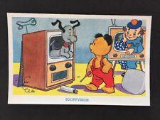 Vintage Postcard: Comic / Seaside #B23: Sootyvision