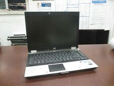 HP ELITEBOOK 6930P CORE2DUO 2.26GHz 4GB 250GB Laptop NO BATTERY/OS w/ AC *BIOS*