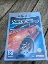 ---NINTENDO GAMECUBE NEED FOR SPEED UNDERGROUND---