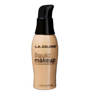 La Colors Liquid Makeup
