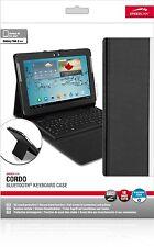 SPEEDLINK CORDO Bluetooth Tastatur Tasche Keyboard für Galaxy Tab 2 10.1 4072