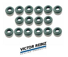 Set of 16 Victor Reinz Brand Engine Valve Stem Oil Seal 7mm Diameter 027109675