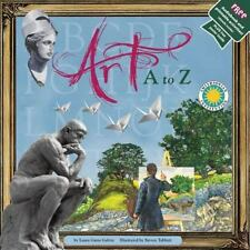 Art A to Z (A Smithsonian Alphabet Book) (easy to download audiobook, printable