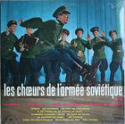 LES CHOEURS DE L'ARMEE SOVIETIQUE N°2 33T LP
