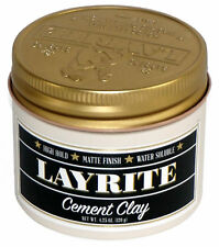 LAYRITE 4 Oz Cement Matte Clay NEW