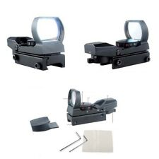 11mm Rifle Scopes Red Green Illuminated Dot Telescopic Sight Scopes Hunting