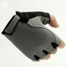 New Half-Finger Cycling Gloves Motorcycle MTB Bike Sports Anti-Slip Breathable