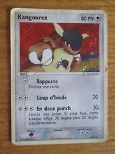 Carte Pokémon Holo Kangourex 80 PV 6/112 (Rouge Feu Vert Feuille)