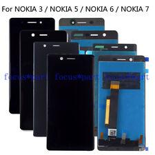 LCD Display+Touch Digitizer Glass Assembly Nokia 5 Nokia 6 Nokia 7 Nokia 3 N8